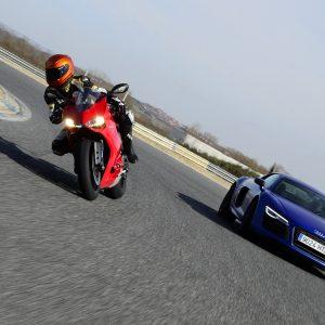 GCruzado - Fotografía motor - Ducati - Audi