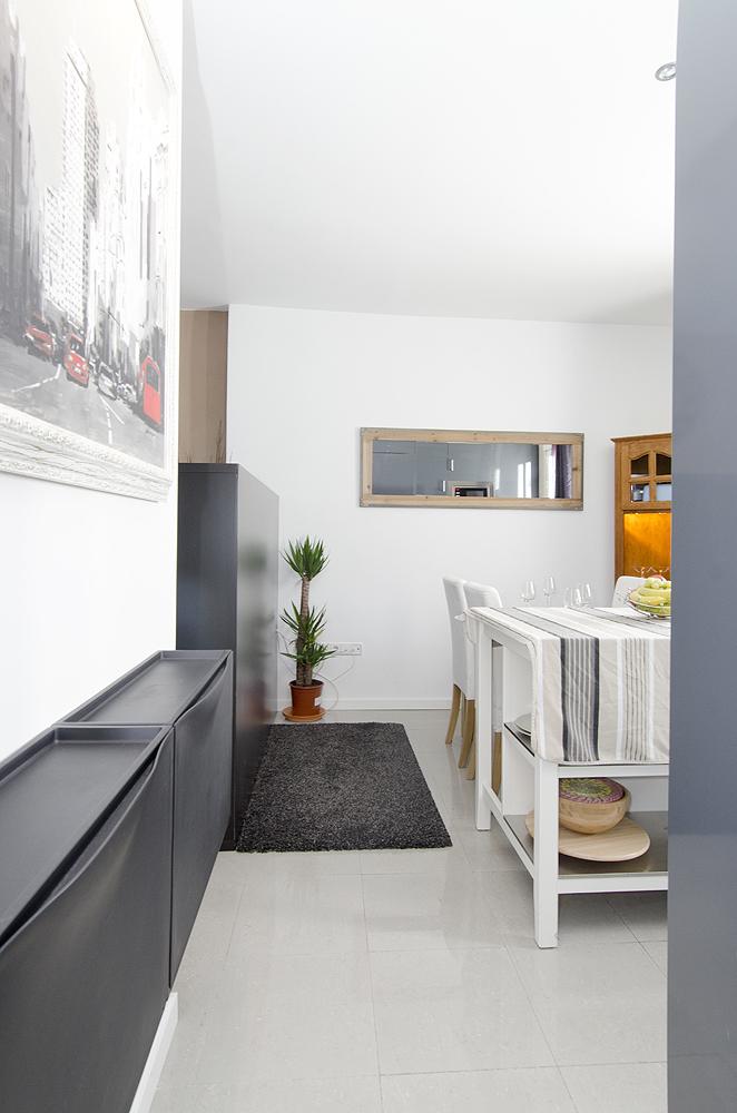 Fotógrafo de apartamentos en Madrid