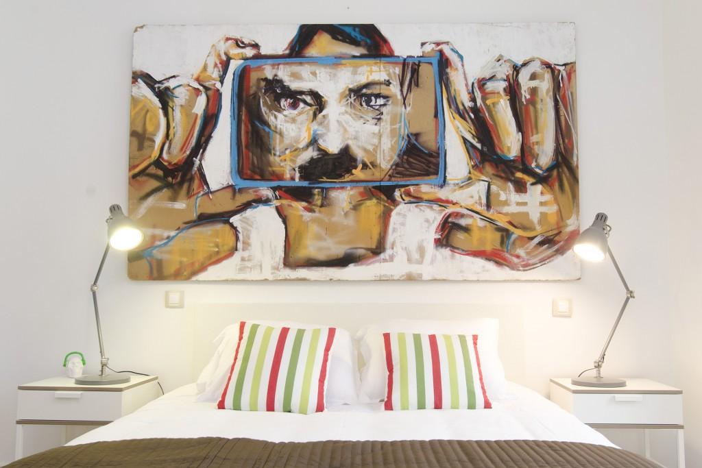 Fotógrafo de apartamentos turísticos en Madrid